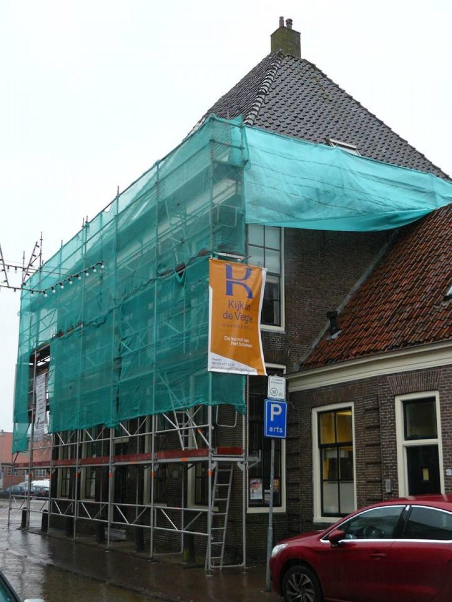 Hoogstraat Hasselt | restauratie