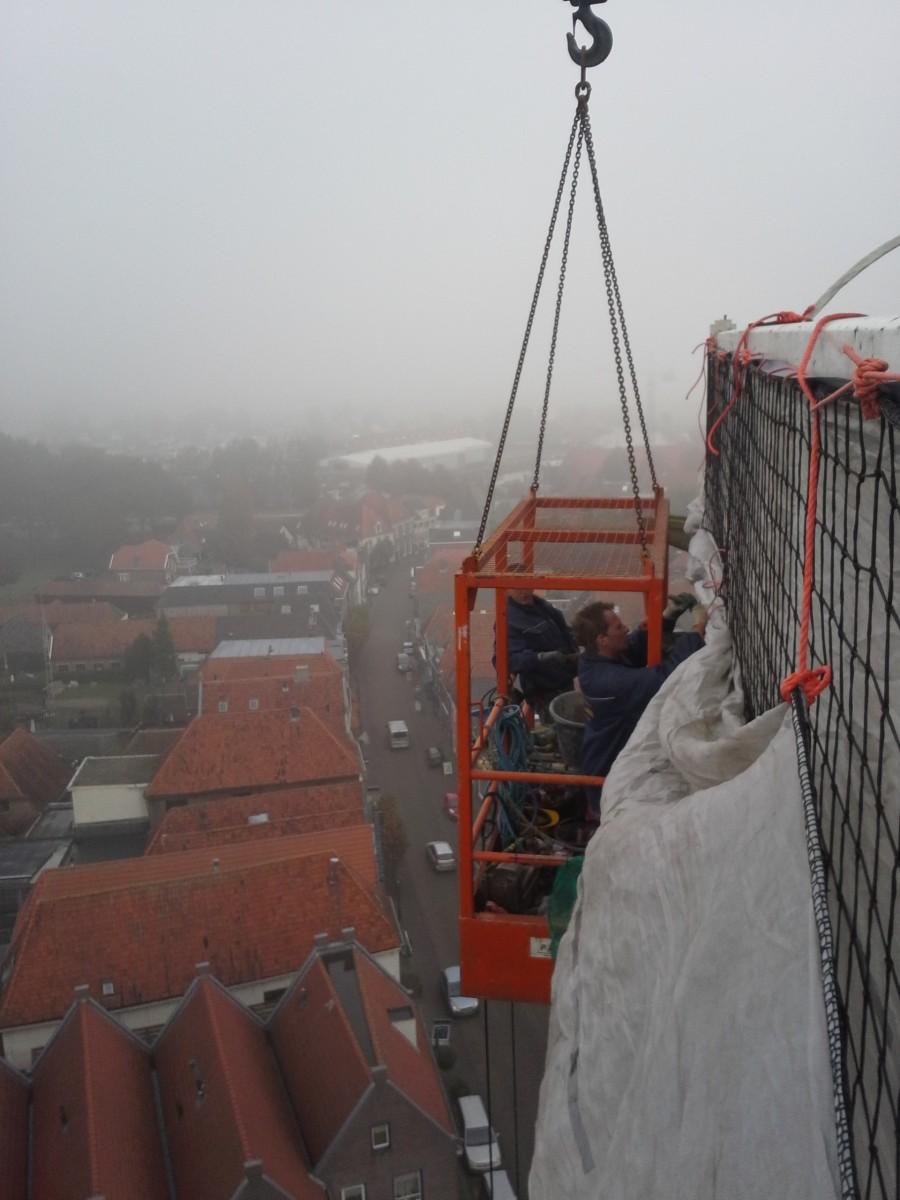Toren Hasselt | renovatie