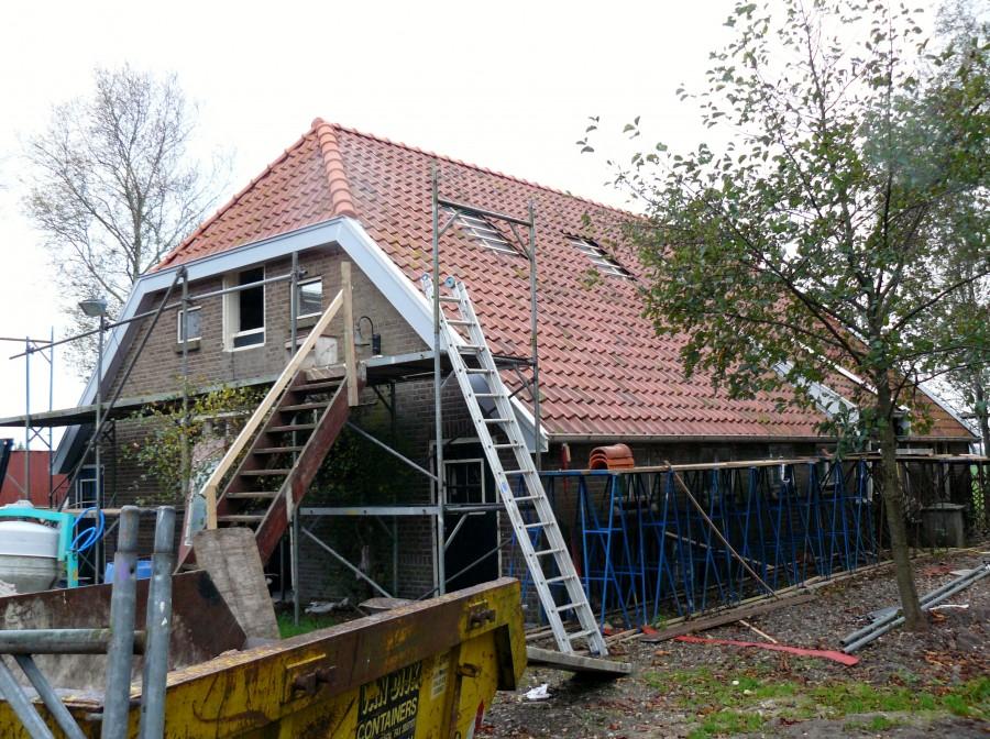 Verbouw woonboerderij | renovatie