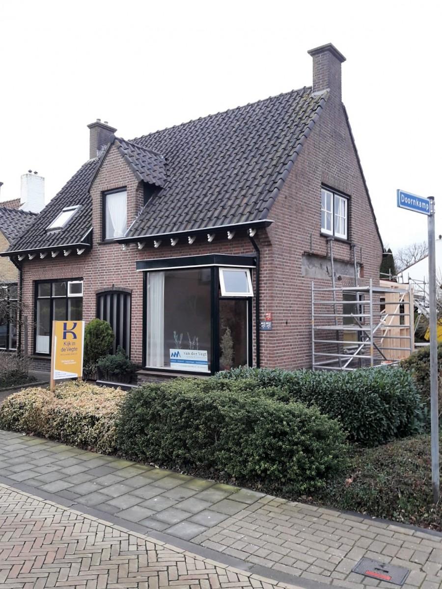 Verbouw woonhuis te Hattem | verbouw