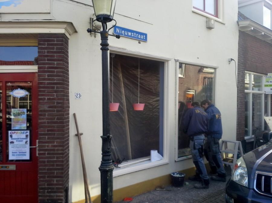 Winkelpand Hasselt | onderhoud