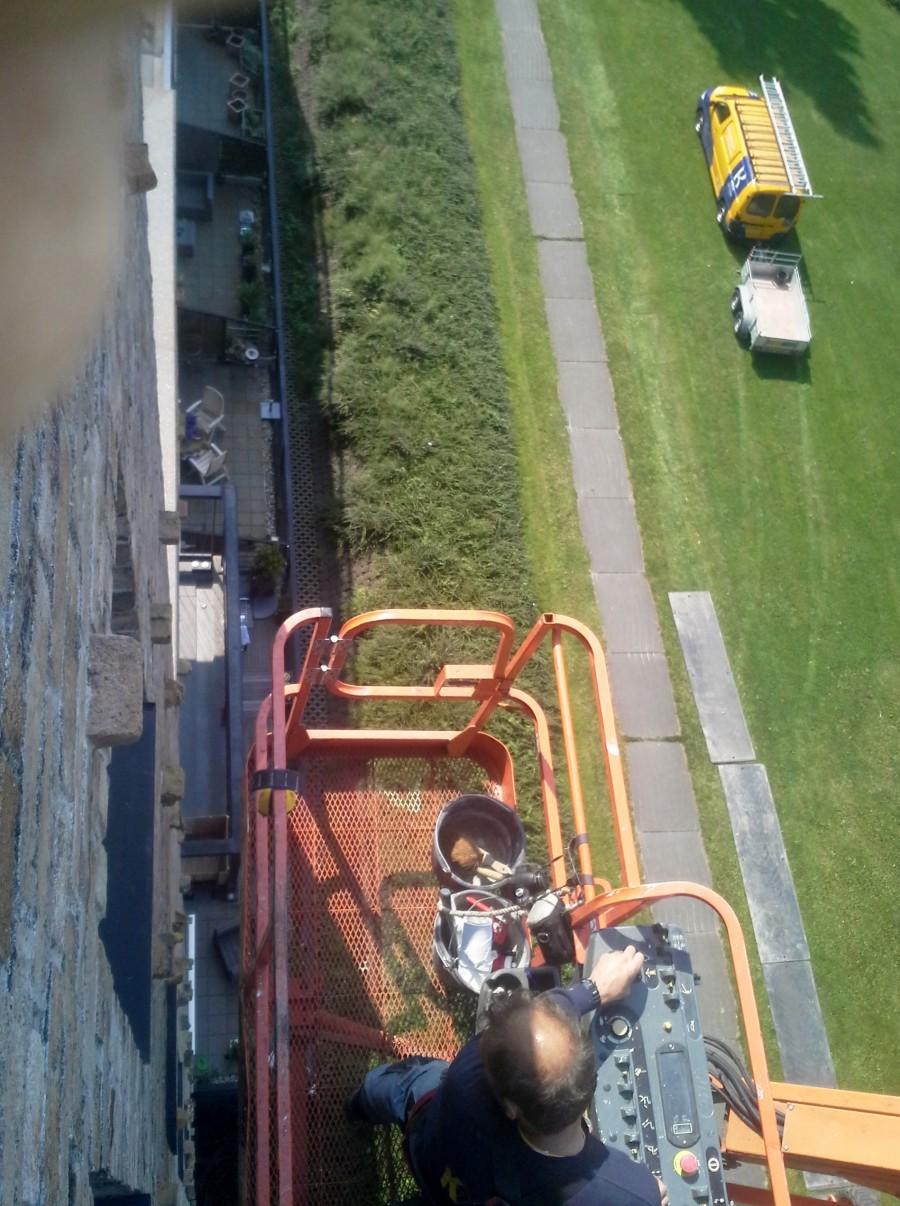 Woongebouw Zwolle | onderhoud