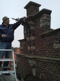 Voorgevel Kampen | restauratie